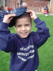 Staunton Montessori Nursery School Uniform