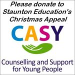 Please to CASY - Counselling and support for young people.