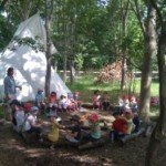Forest School at Staunton Montessori