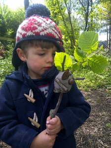 Forest School Art