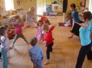 Early Years Dance Classes with Qualified Instructor Lindsay Haynes