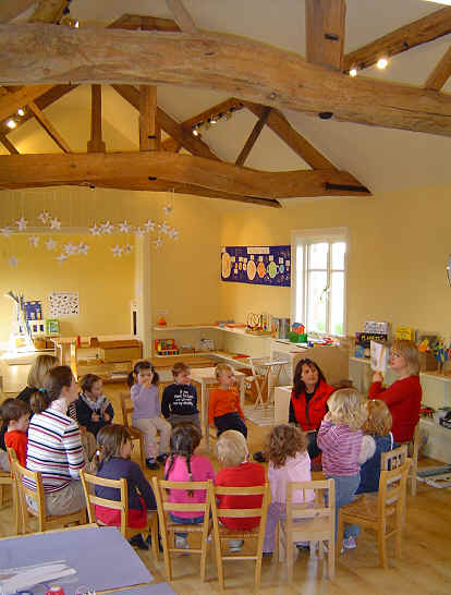 The Montessori Environment