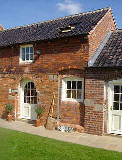 Renovations to our 19th century barns have created a wonderful atmosphere for the school.